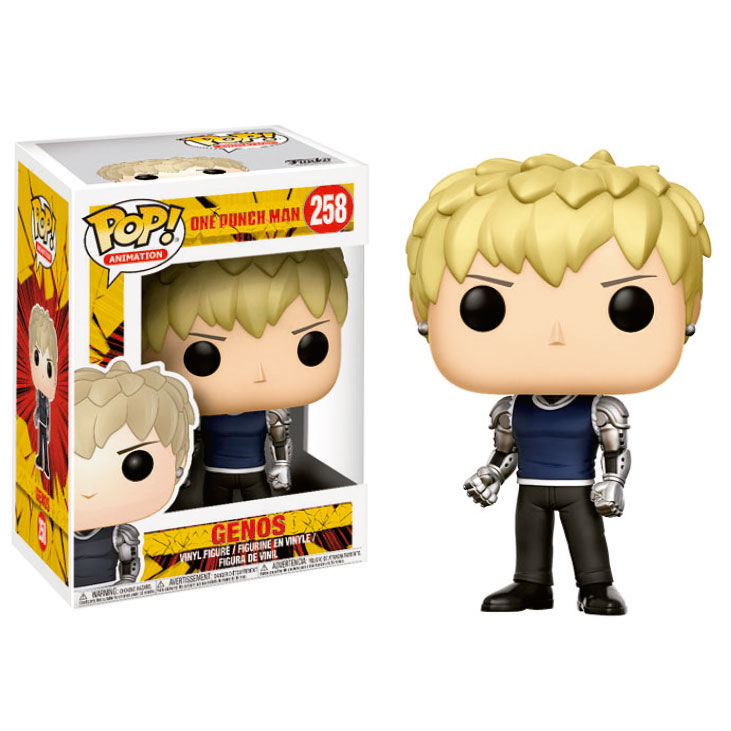 Photo du produit FUNKO POP ONE-PUNCH MAN GENOS