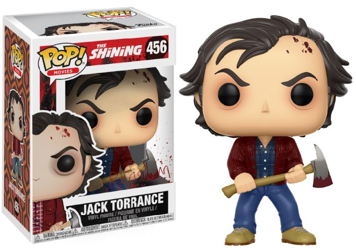 Photo du produit FUNKO POP THE SHINING JACK TORRANCE