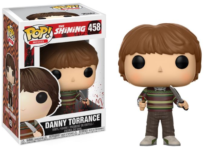 Photo du produit FUNKO POP THE SHINING DANNY TORRANCE