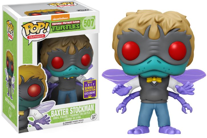 Photo du produit SDCC 2017 FUNKO BAXTER STOCKMAN EXCLUSIVE - TMNT