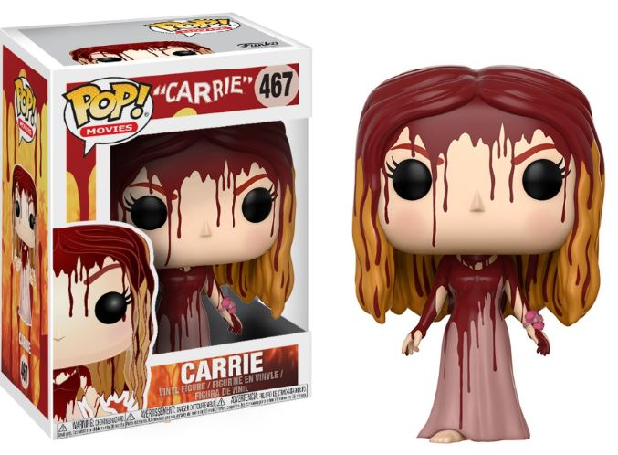Photo du produit FIGURINE FUNKO POP CARRIE