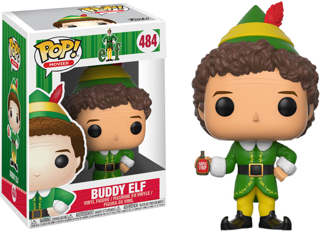Photo du produit FIGURINE FUNKO POP ELF BUDDY