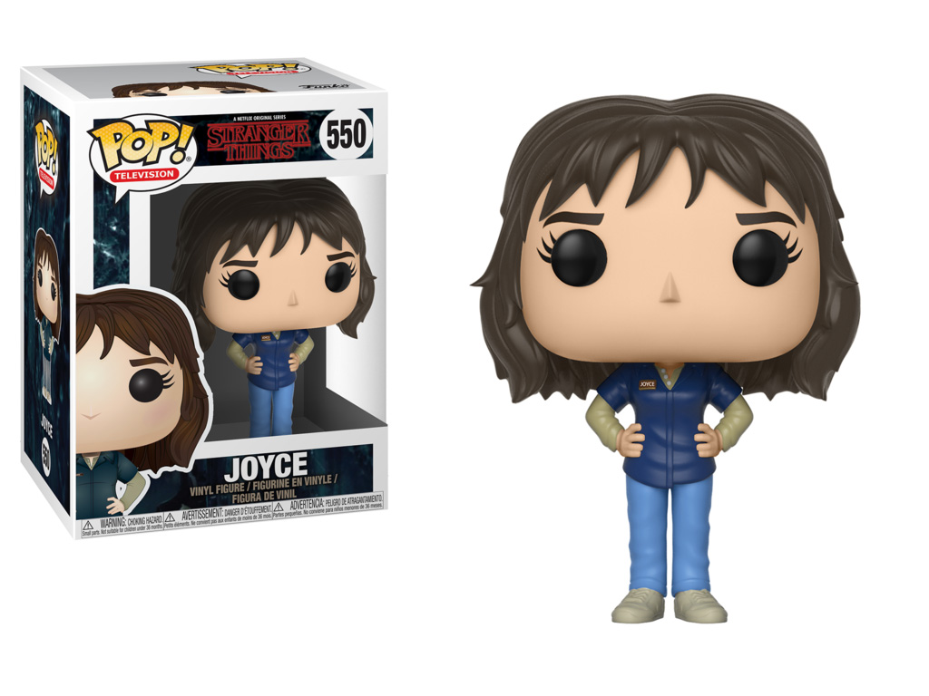 Photo du produit FIGURINE FUNKO POP STRANGER THINGS JOYCE