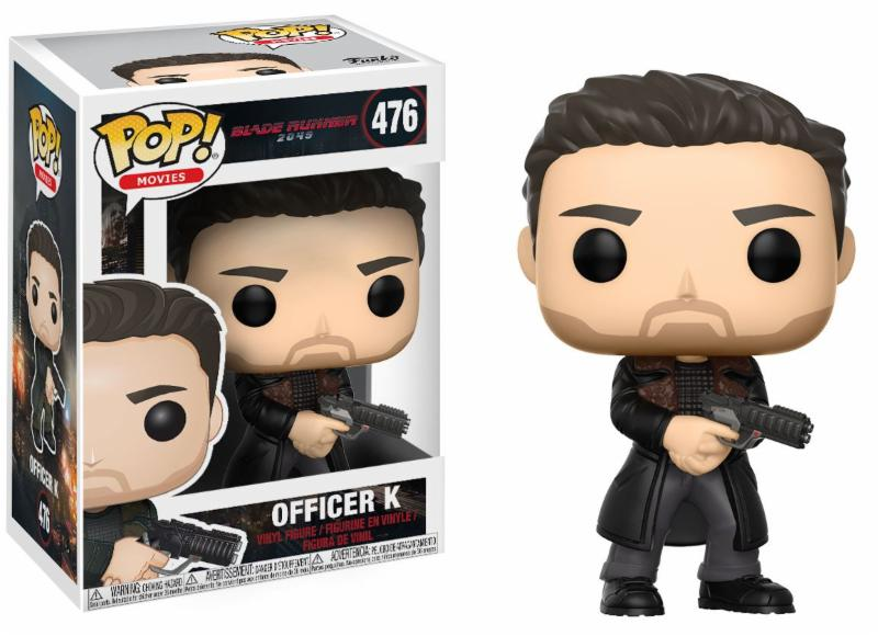 Photo du produit BLADE RUNNER 2049 FUNKO POP OFFICER K