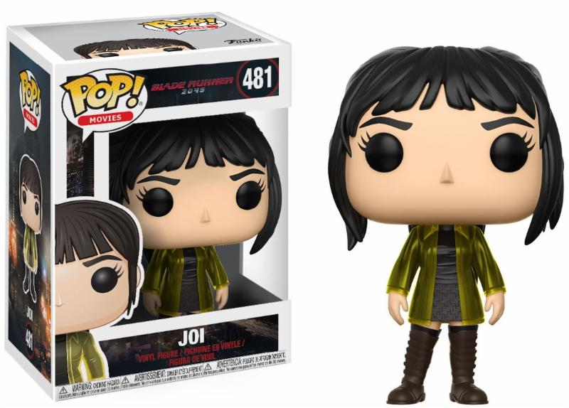 Photo du produit BLADE RUNNER 2049 FUNKO POP JOI