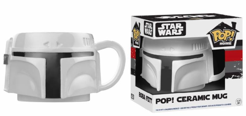 Photo du produit STAR WARS FUNKO HOME MUG PROTOTYPE BOBA FETT