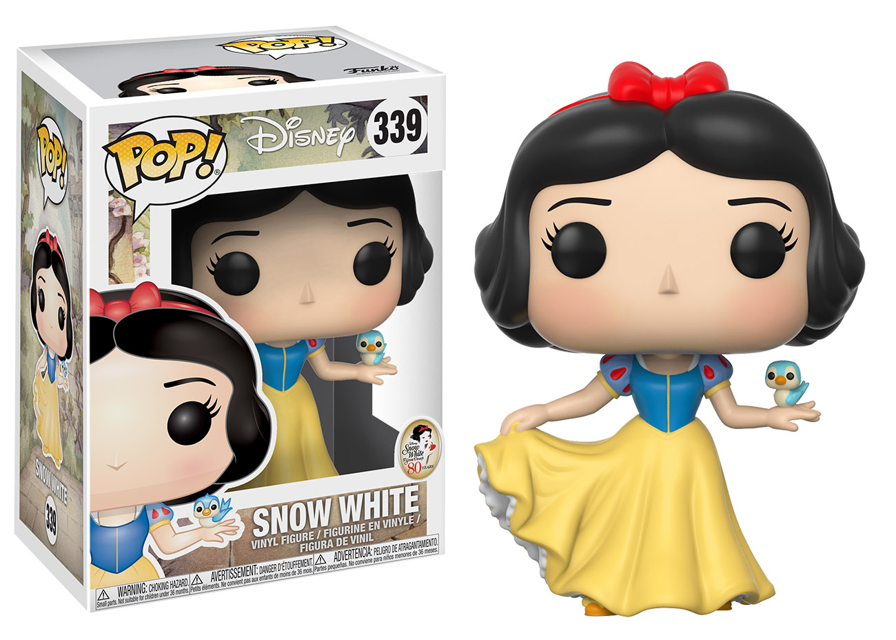 Photo du produit DISNEY FUNKO POP SNOW WHITE - BLANCHE NEIGE