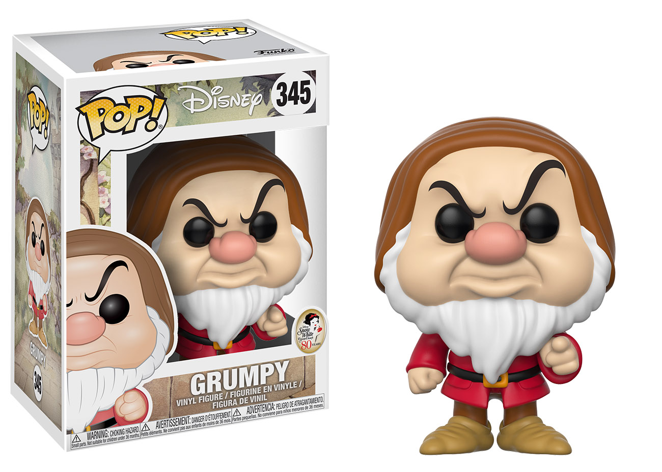 Photo du produit DISNEY FUNKO POP GRINCHEUX - BLANCHE NEIGE
