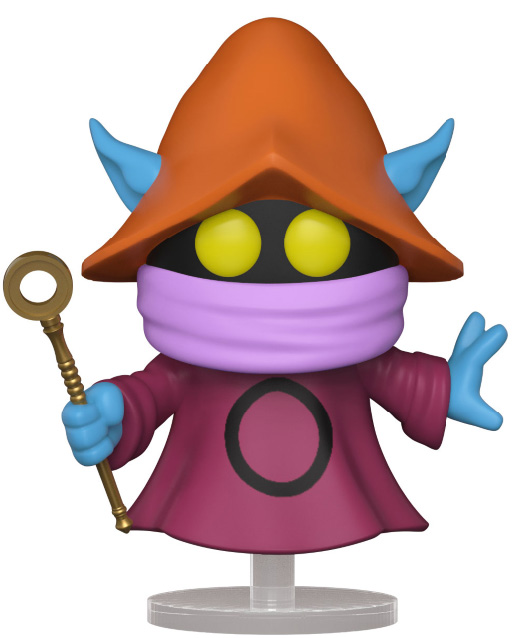 Photo du produit MASTERS OF THE UNIVERSE FUNKO POP ORKO