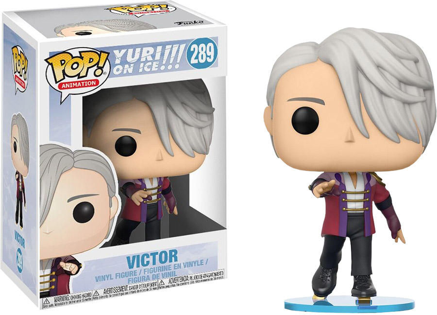 figurine pop yuri on ice