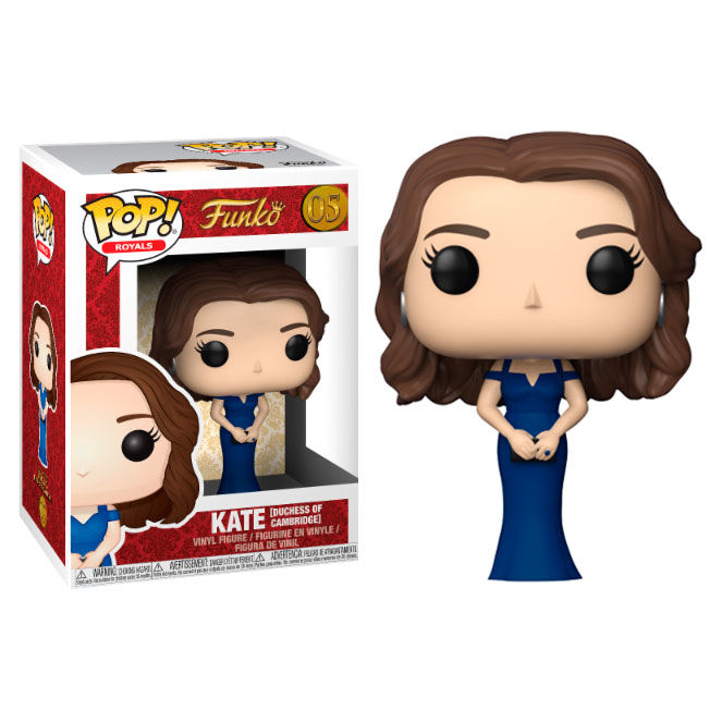 Photo du produit FUNKO POP ROYAL FAMILY KATE DUCHESS OF CAMBRIDGE