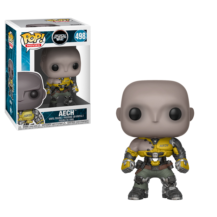 Photo du produit READY PLAYER ONE FUNKO POP MOVIES AECH