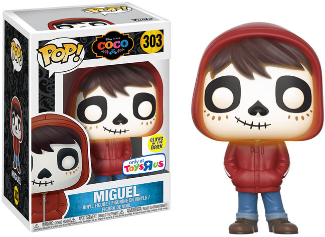 Photo du produit FUNKO POP COCO MIGUEL GITD EXCLUSIVE