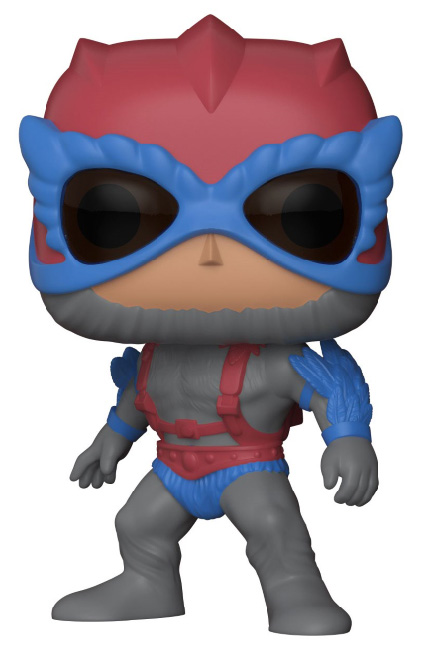 Photo du produit MASTERS OF THE UNIVERSE FUNKO POP STRATOS