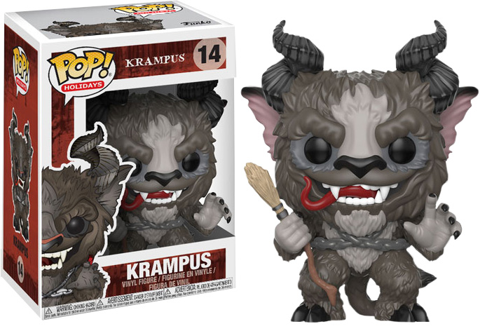 Photo du produit FIGURINE FUNKO POP KRAMPUS
