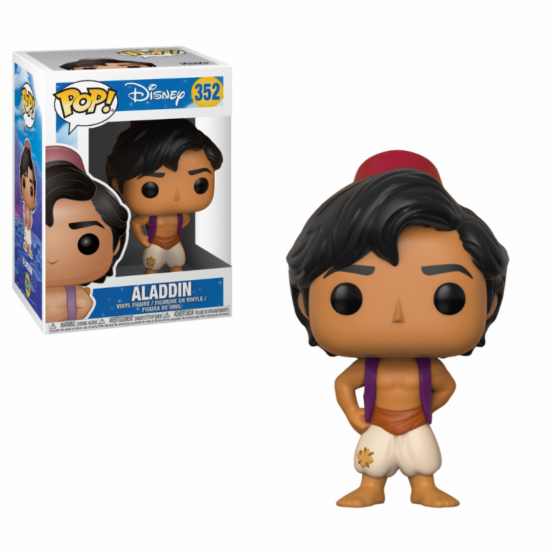 Photo du produit FUNKO POP ALADDIN