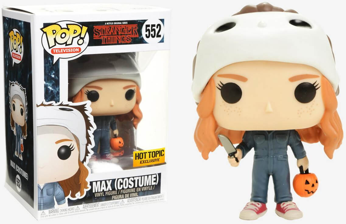 Photo du produit STRANGER THINGS FUNKO POP MAX IN MYERS COSTUME EXCLUSIVE
