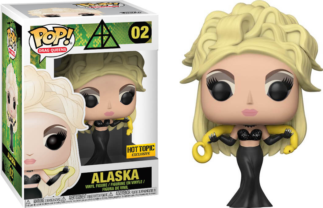 Photo du produit FUNKO POP DRAG QUEENS ALASKA IN SPARKLE DRESS