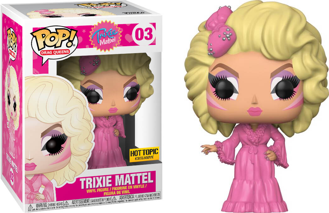 Photo du produit FUNKO POP DRAG QUEENS TRIXIE