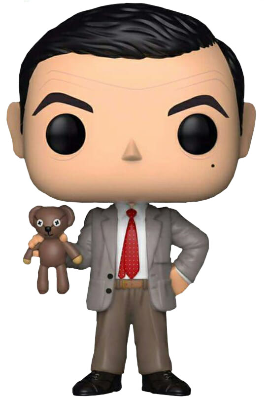 Photo du produit MR. BEAN FIGURINE FUNKO POP! MR. BEAN 9 CM