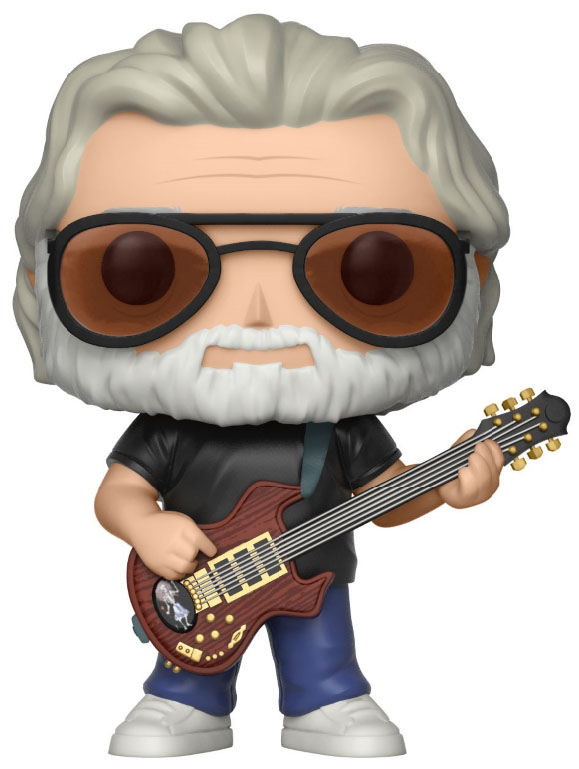 Photo du produit FUNKO POP JERRY GARCIA ROCKS SERIES 3