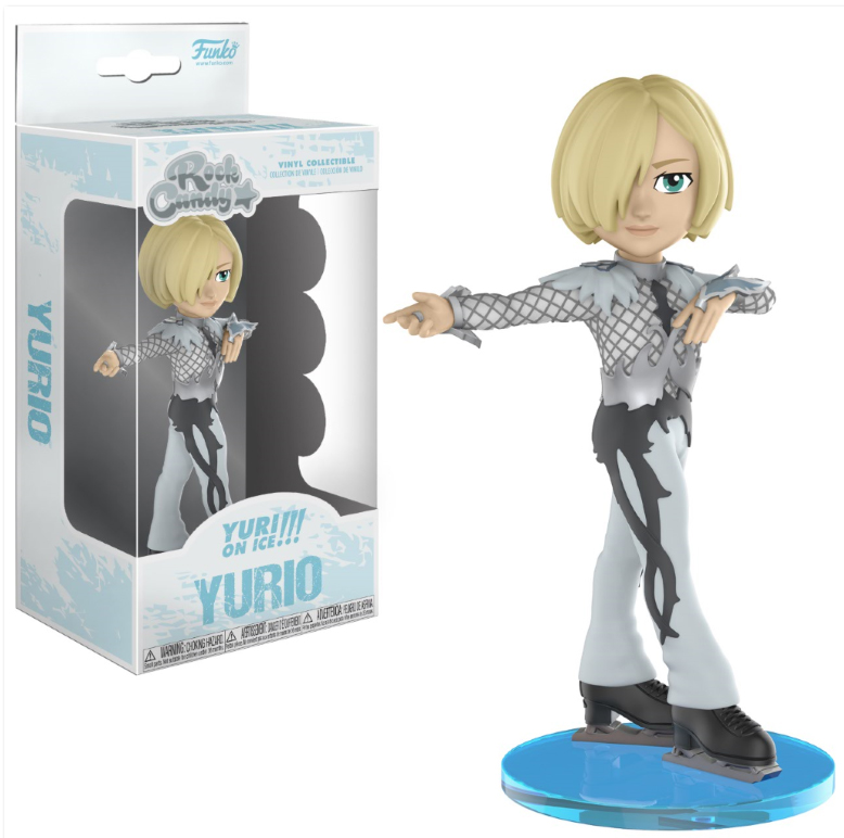 Photo du produit ROCK CANDY YURI!!! ON ICE YURIO
