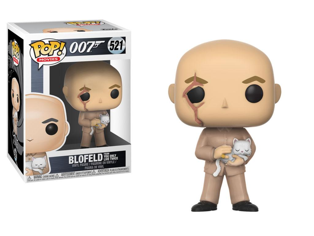 Photo du produit FUNKO POP JAMES BOND BLOFELD