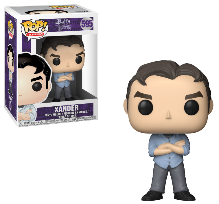 Photo du produit FUNKO POP BUFFY THE VAMPIRE SLAYER XANDER