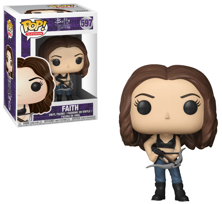 Photo du produit FUNKO POP BUFFY THE VAMPIRE SLAYER FAITH