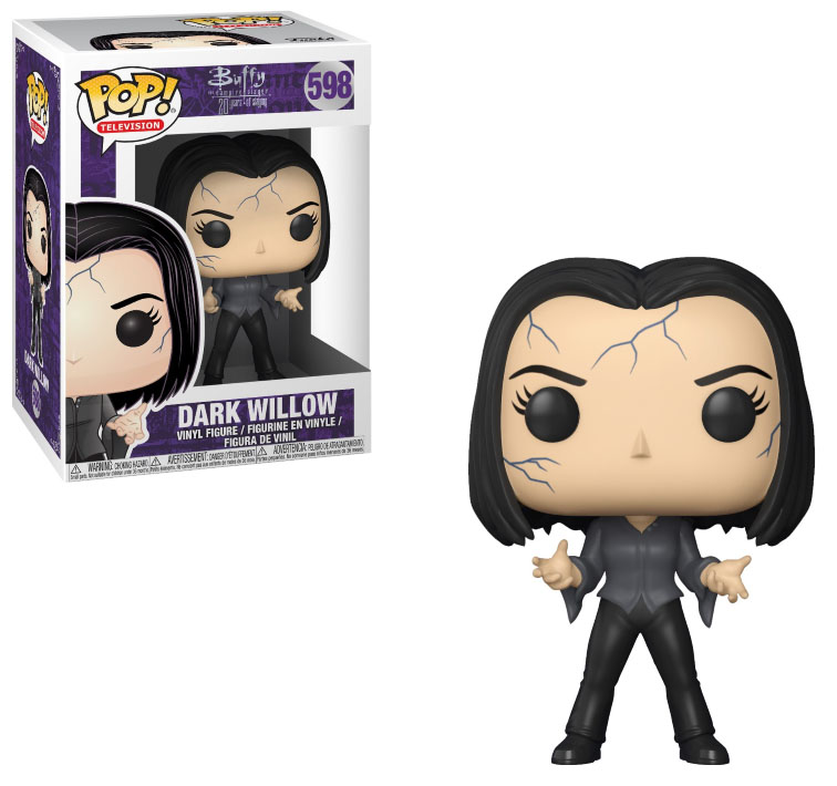 Photo du produit FUNKO POP BUFFY THE VAMPIRE SLAYER DARK WILLOW