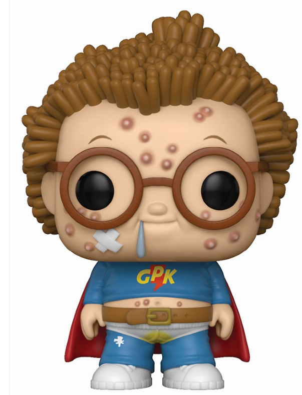 Photo du produit GARBAGE PAIL KIDS FUNKO POP LES CRADOS CLARK CAN'T