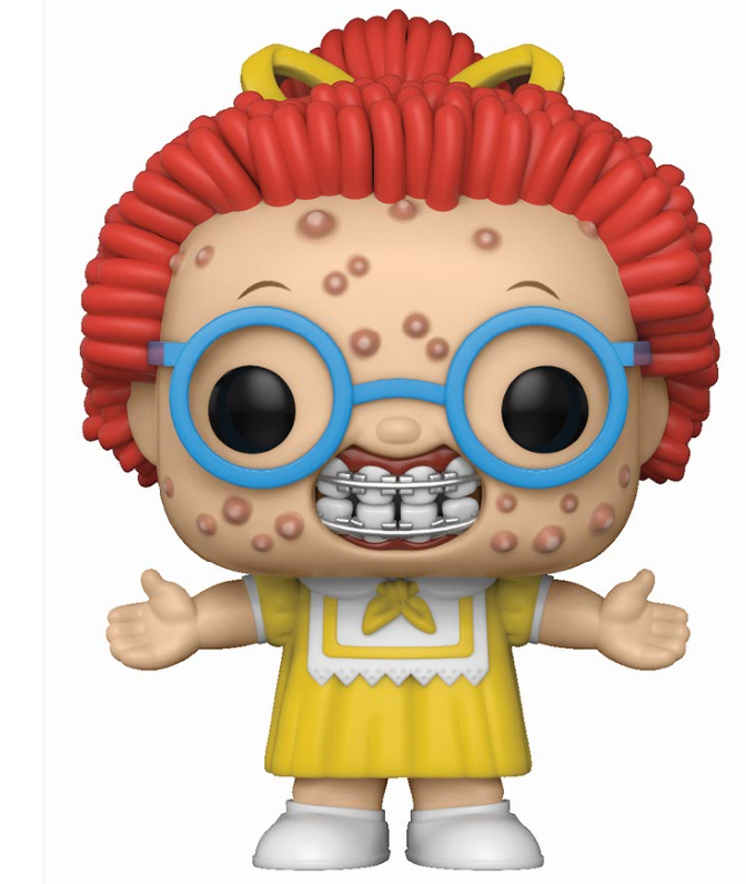 Photo du produit GARBAGE PAIL KIDS FUNKO POP LES CRADOS GHASTLY ASHLEY
