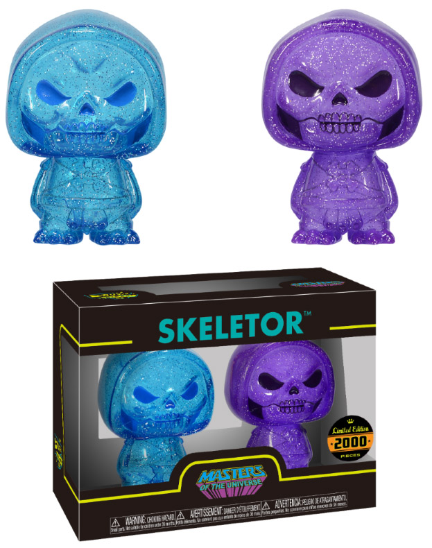 Photo du produit HIKARI SOFUBI XS MASTERS OF THE UNIVERSE SKELETOR (BLUE/PURPLE)