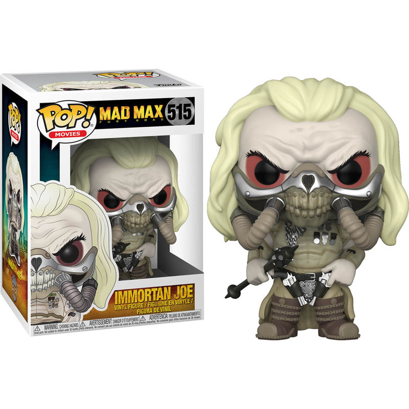 Photo du produit MAD MAX FURY ROAD FUNKO POP! MOVIES IMMORTAN JOE