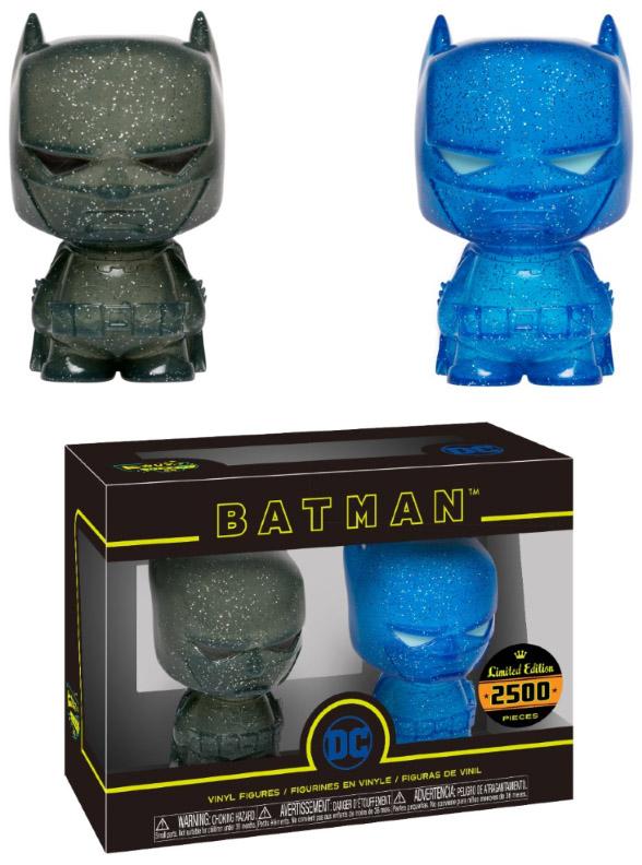 Photo du produit HIKARI SOFUBI XS BATMAN (BLUE & GREY)