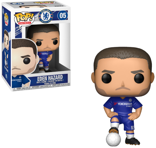 Photo du produit FUNKO POP CHELSEA EDEN HAZARD