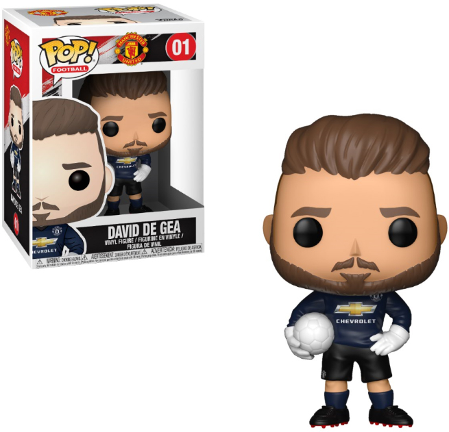 Photo du produit FUNKO POP MANCHESTER UNITED DAVID DE GEA