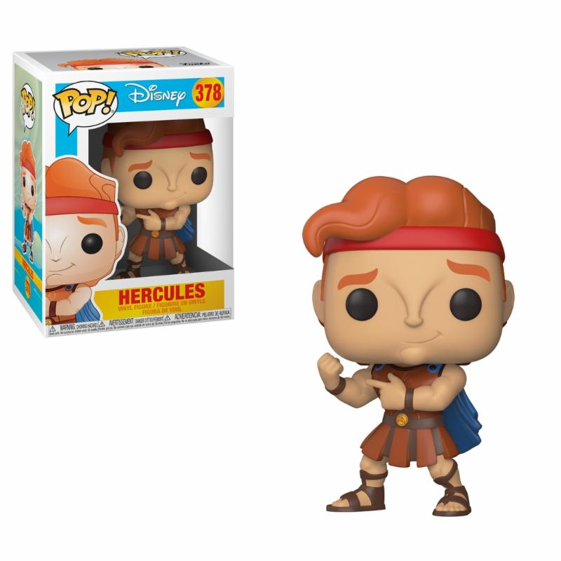 Photo du produit DISNEY HERCULES FUNKO POP HERCULES
