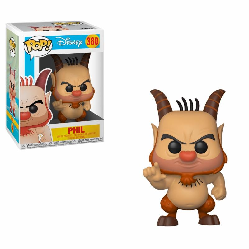 Photo du produit DISNEY HERCULES FUNKO POP PHIL