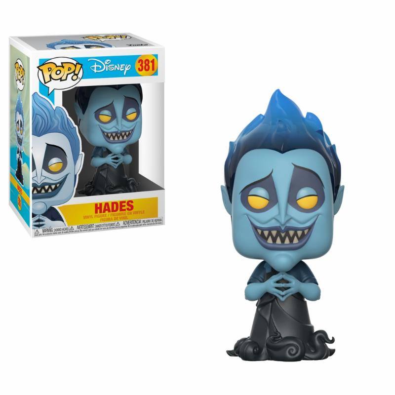 Photo du produit DISNEY HERCULES FUNKO POP HADES