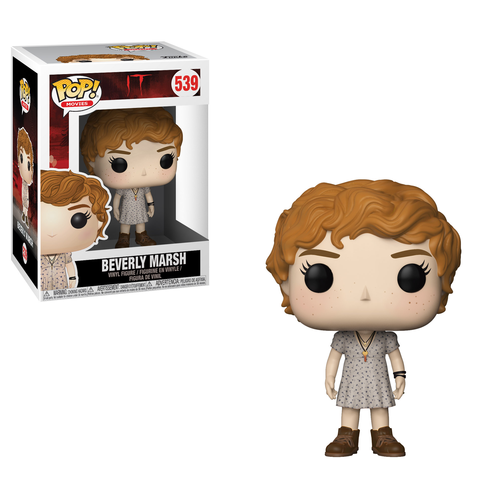 Photo du produit IT FIGURINE FUNKO POP BEVERLY MARSH