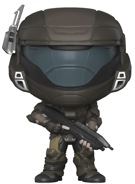 Photo du produit FIGURINE FUNKO POP HALO ODST BUCK