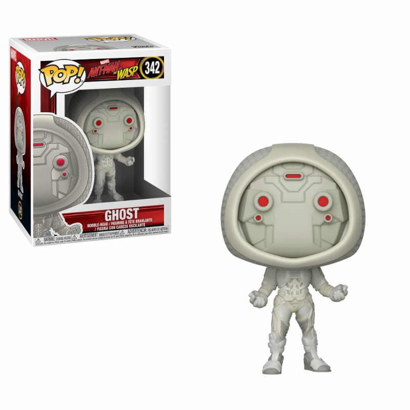 Photo du produit ANT-MAN AND THE WASP FIGURINE FUNKO POP GHOST