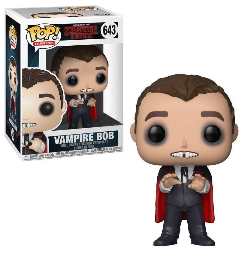 Photo du produit FIGURINE FUNKO POP STRANGER THINGS VAMPIRE BOB