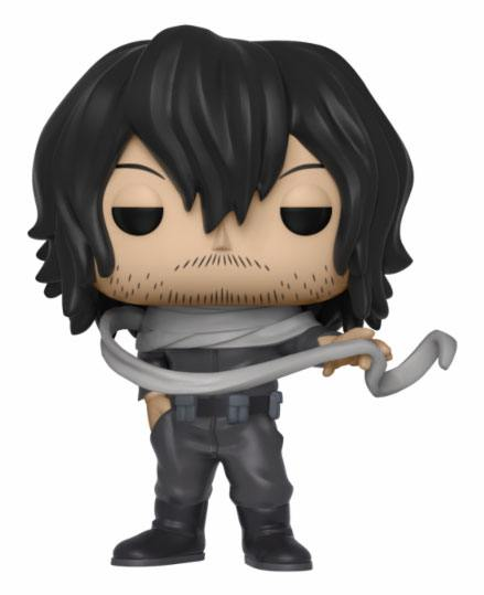 Photo du produit MY HERO ACADEMIA FIGURINE POP! ANIMATION VINYL SHOTA AIZAWA