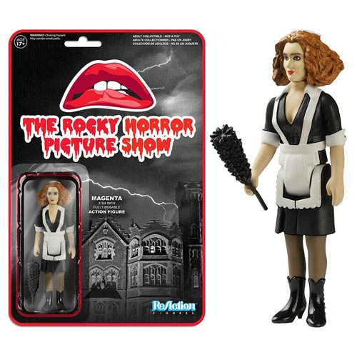 Photo du produit FIGURINE FUNKO THE ROCKY HORROR PICTURE SHOW REACTION MAGENTA