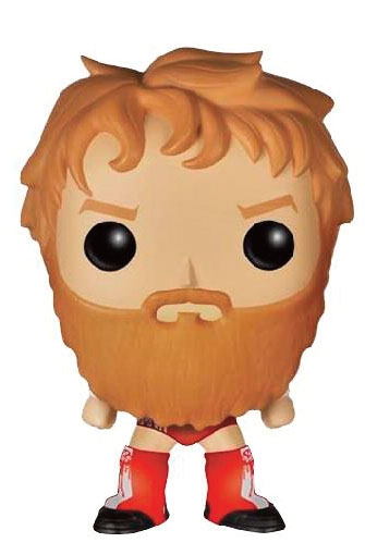 Photo du produit FUNKO POP DANIEL BRYAN SUMMERSLAM WWE WRESTLING (RED OUTFIT)