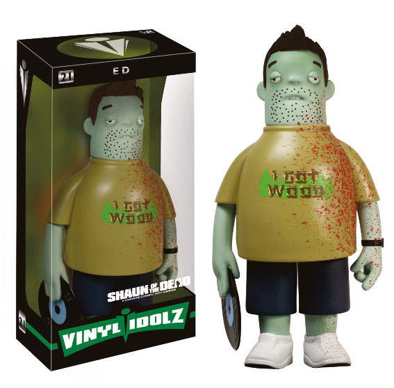 Photo du produit FIGURINE VINYL SUGAR IDOLZSHAUN OF THE DEAD ED