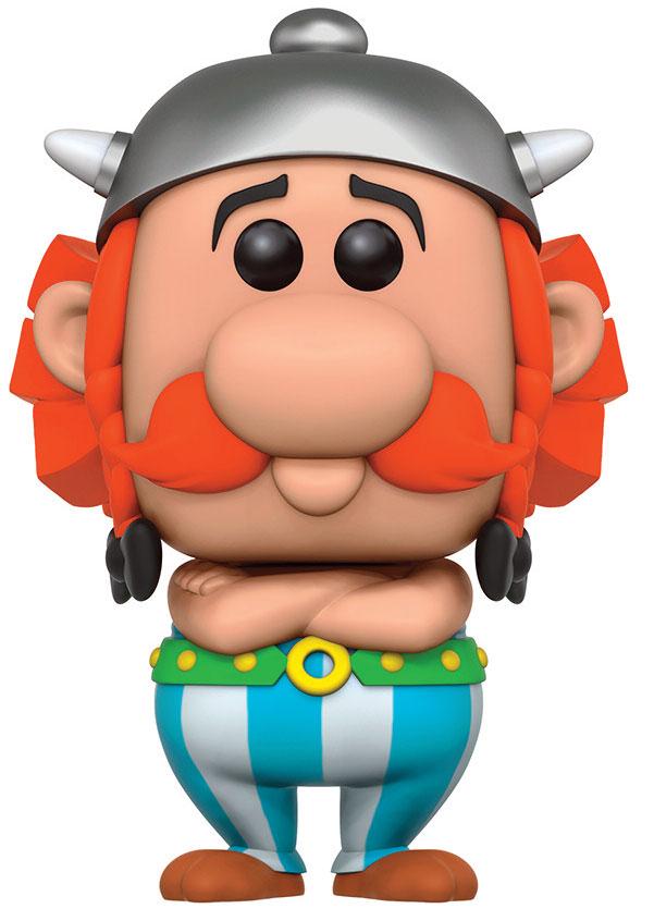 Asterix Funko Pop Obelix