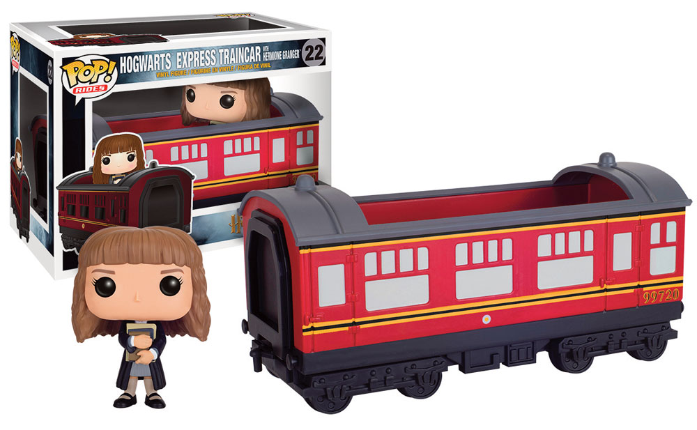 Photo du produit HARRY POTTER FUNKO POP HOGWARTS EXPRESS & HERMIONE